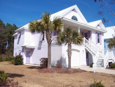 Front of home - Surfside Beach, A Little Peace of Heaven - Surfside Beach - rentals