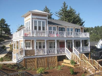 The Warren at Olivia Beach~Ocean View - Image 1 - Lincoln City - rentals