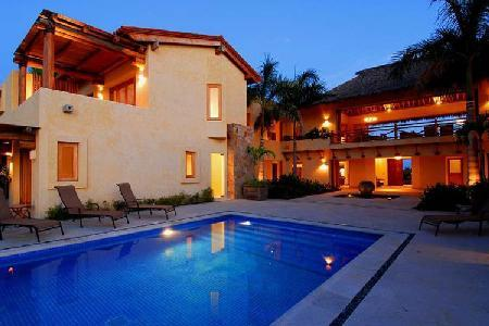 Casa Cariza - Villa with pool, dramatic ocean views & glorious sunsets & sunrises - Image 1 - Punta de Mita - rentals