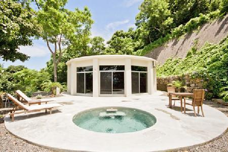 Romantic one bedroom Villa Veinte in secluded area with plunge pool and short walk to the beach - Image 1 - Guanacaste - rentals