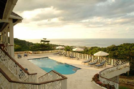 Fabulous Haystack at Tryall Club with full staff, ocean views and jacuzzi - Image 1 - Montego Bay - rentals
