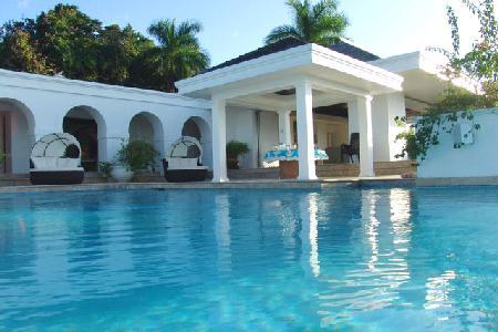 Ocean view Destiny Villa- full staff, 2 infinity pools & mountain views - Image 1 - Montego Bay - rentals
