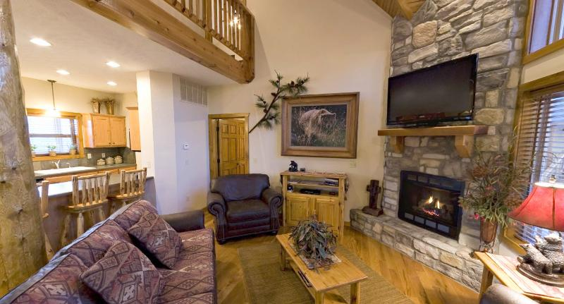 Enjoy the wide open plan! - 6 Bed / 6 Bath - Sleeps 22! - Right by S.D.C.! - Branson - rentals