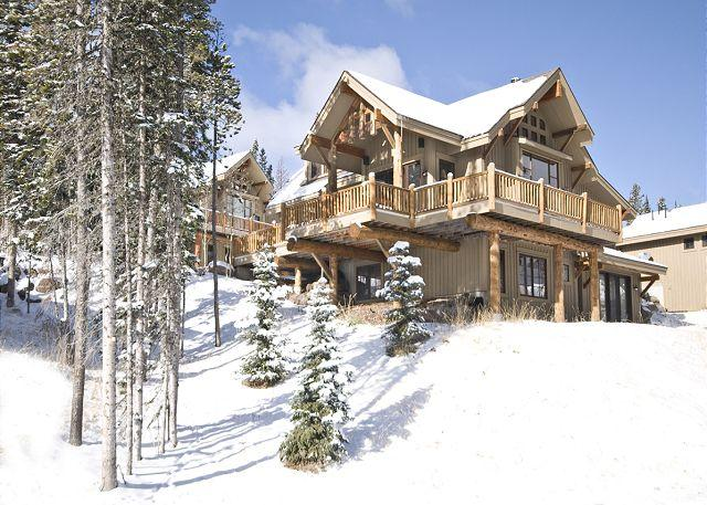 Moonlight Basin Mountain Home 39 - Beautiful Moonlight Mountain Home with Perfect Ski-In, Ski-Out Access - Big Sky - rentals