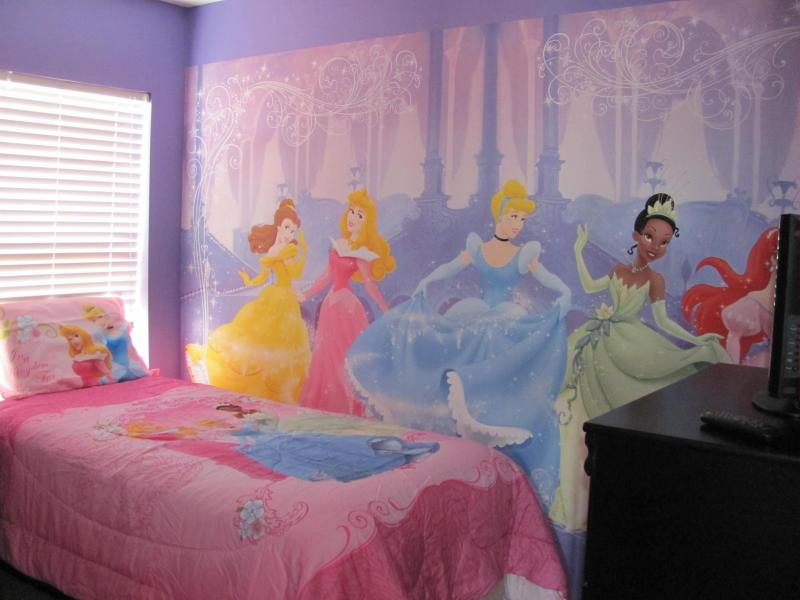 New Princess theme room for the young princesses - Disney Vacation Home in Emerald Island - Kissimmee - rentals