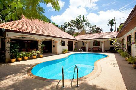 The Coconuts Villa - Luxury 3 Bedroom Pool Villa - Image 1 - Rawai - rentals