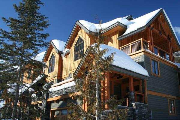 Selkirk Town Home on Kicking Horse Mountain Resort - Image 1 - Golden - rentals