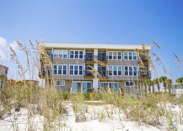 The beach is our front yard! - Surfside Six E - Direct Oceanfront, Luxury, Updated, 2 Bedrooms - Saint Augustine - rentals