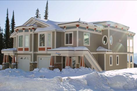 Hipoint Guest Home - Hipoint Guest Home Luxury/Exec. New Ski In/Ski Out - Silver Star Mountain - rentals