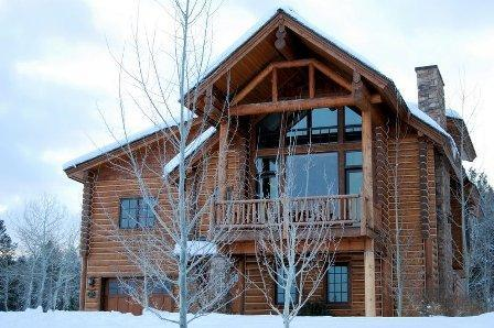 Teton Springs Resort Luxury 4BR Log Home - Image 1 - Victor - rentals