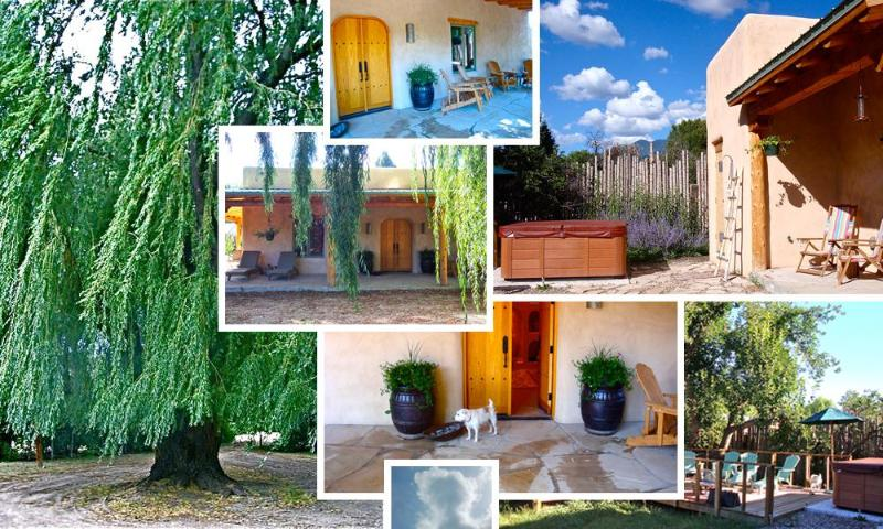 Outdoor Composite - Casa Betita - The Perfect Place to Stay in Taos - Taos - rentals