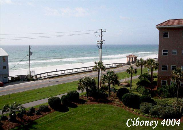 view - Ciboney 4004 is Right Across the Street from the Beach~FREE Golf & Fishing!! - Miramar Beach - rentals