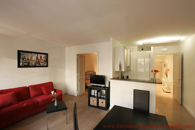 Apartment rue du Dragon 75006 Paris - - Image 1 - 6th Arrondissement Luxembourg - rentals