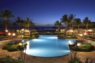 One of the multiple pools - $200 Selected Sept Dates at the Penthouse Level at Honua Kai - Lahaina - rentals