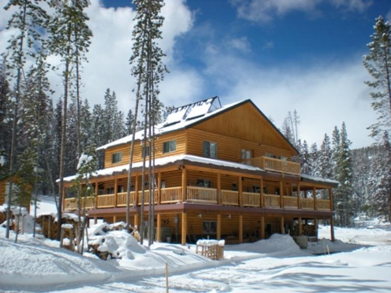 Montana Sky Lodge - Eco chic luxury/getaway in the Rockies- - Anaconda - rentals