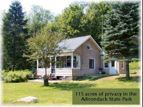 115 acres to explore. The cottage is the only dwelling to ensure privacy. - Forest Pond Cottage - Lowville - rentals