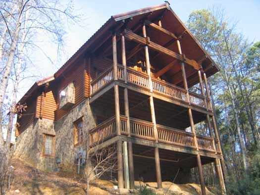 Turkey Creek Lodge - Image 1 - Pigeon Forge - rentals