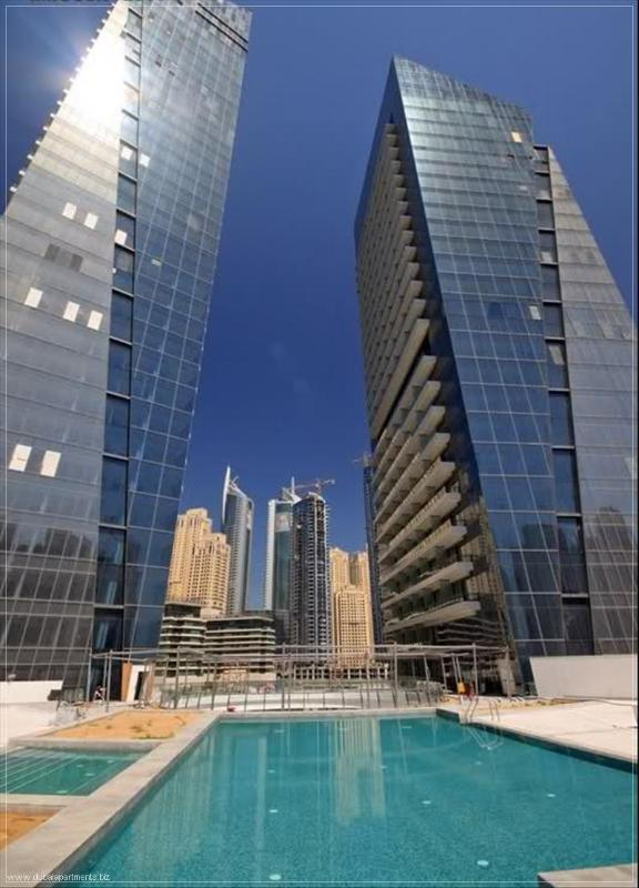 326-Amazing One Bed In Dubai Marina In Silverene Building - Image 1 - Dubai - rentals