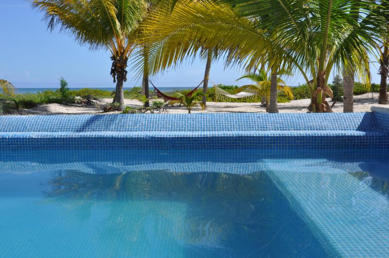 welcome  home - Casa de Cocos is a private, Mayan beach house. - Telchac Puerto - rentals