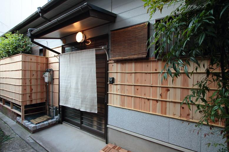 House front - Stylish Chalet in Quaint Shirakawa - Kyoto - rentals