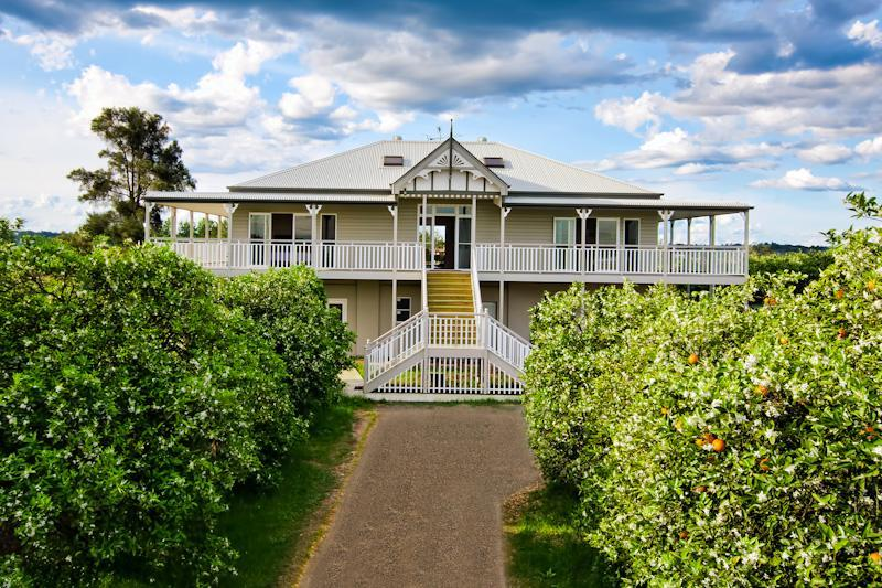 Cornwallis House - CORNWALLIS HOUSE. 4 b/r luxury waterfront property - Hawkesbury Valley - rentals