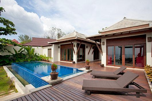 cloudy warm weather with lovely swimming pool in Koh Lanta, Dream Beach Villa - Koh Lanta - Dream Beach Villa 3BED - Krabi - rentals