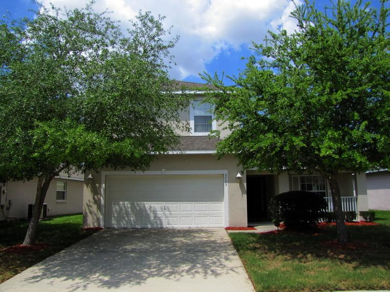 2723 CL  4 Bdrm, 3.5 Bath, Wi-Fi, Lake View, Pool - Image 1 - Kissimmee - rentals