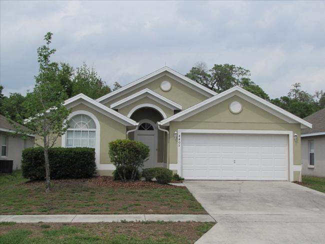 4405 GH 4 Bdrm, 2 Bath, Wi-Fi, Conservation View, Pool - Image 1 - Kissimmee - rentals