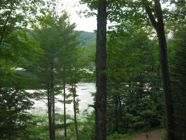 View from Deck - Quiet Gore Mtn Area Home w/ Full Kit & Great View - North Creek - rentals