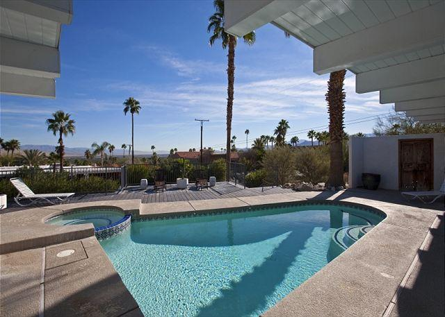 Pool - Hilltop Haven ~ Special - Take 15% off 5 Nights thru 10/1 - Palm Springs - rentals