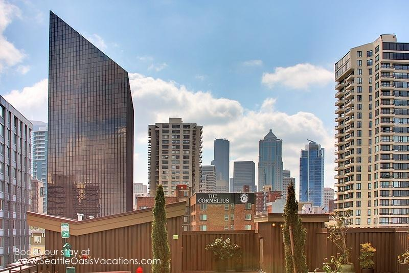 1 Bedroom Sweeping City View Oasis-In the Heart of Seattle! - Image 1 - Seattle - rentals