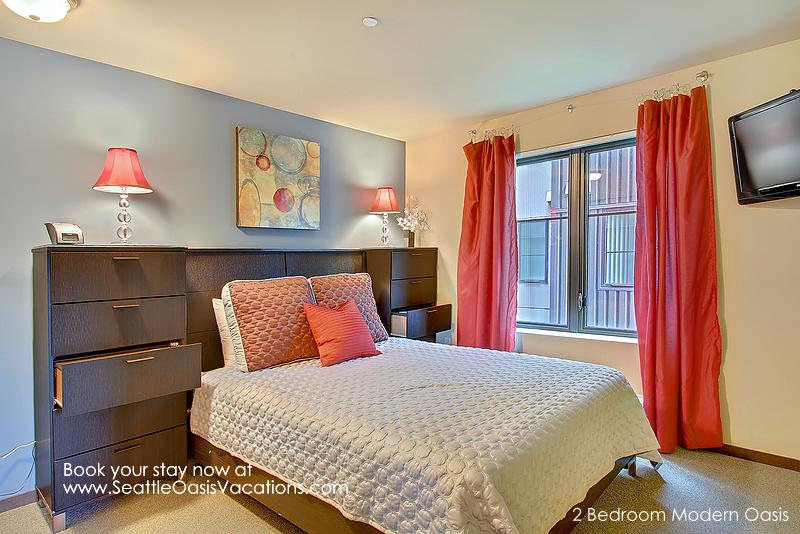2 Bedroom, Modern Oasis in Downtown Seattle - Image 1 - Seattle - rentals