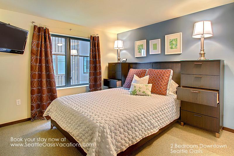 2 Bedroom, Downtown Seattle Oasis-Available August 23-28! - Image 1 - Seattle - rentals