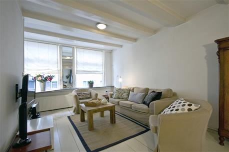 Jordaan Old City Apartment - Image 1 - Amsterdam - rentals