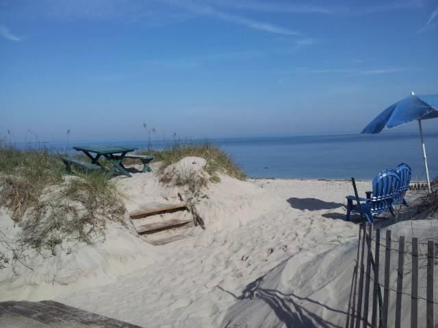 Beachhouse on the Sand, 30 minutes to NYC/Hamptons - Image 1 - Wading River - rentals
