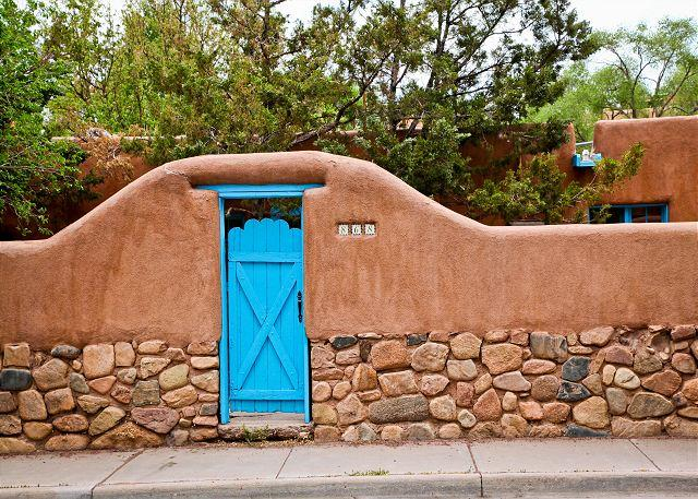 Nestled along the Santa Fe River and Canyon Road with every comfort of home! - Image 1 - Santa Fe - rentals