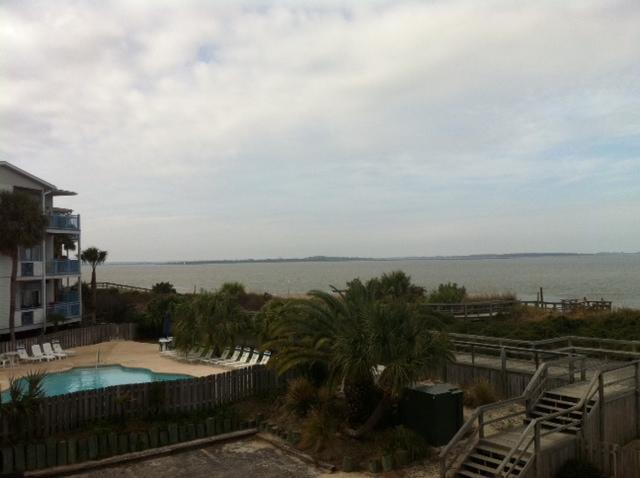 View from Balcony - Flipper Watch,  1 beroom with Great Ocean Views - Tybee Island - rentals