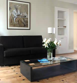 Relax after a hard day spent in the local museums - Marais Picasso 3 Br/2 Ba A/c Luxury Elevator - 3rd Arrondissement Temple - rentals