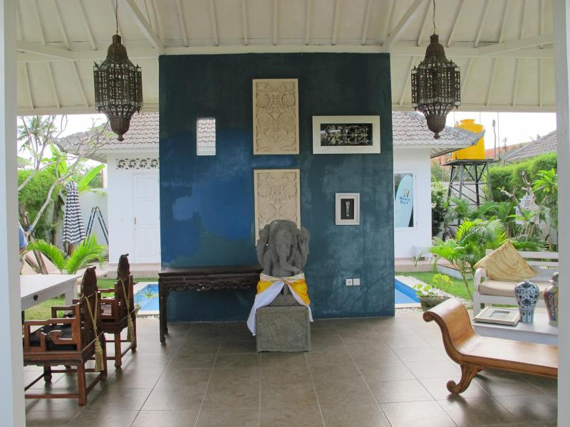 Lobby/breakfast area - 6 suite B&B in Sanur,Starling Villas Bali - Sanur - rentals