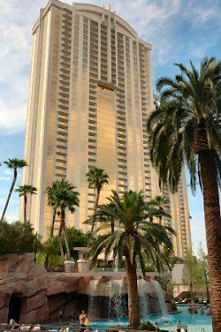 Signature Tower located at the MGM Grand Las Vegas - MGM Grand Signature LUXURY condo 1 bedroom, 2 bath - Las Vegas - rentals