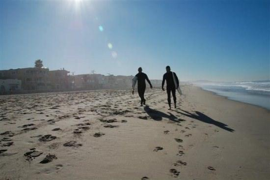 Welcome to Mission Beach, CA.  The beach, sunshine and surf are waiting for you - Pete's Mission Beach Getaway - San Diego - rentals