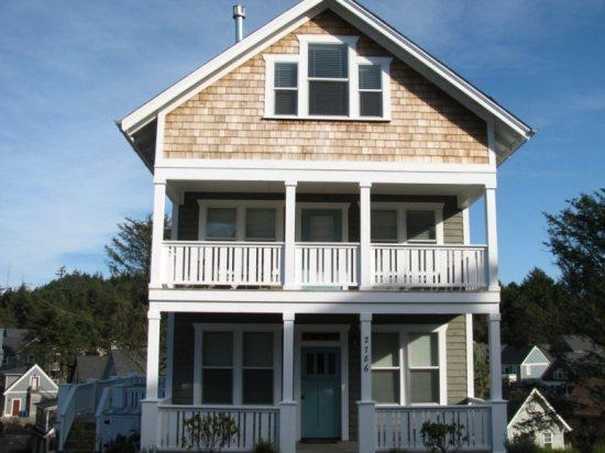 Surf City ~ Ocean View - Image 1 - Lincoln City - rentals