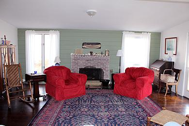 1615 - FORMER ESTATE CARRIAGE HOUSE - Image 1 - Chappaquiddick - rentals