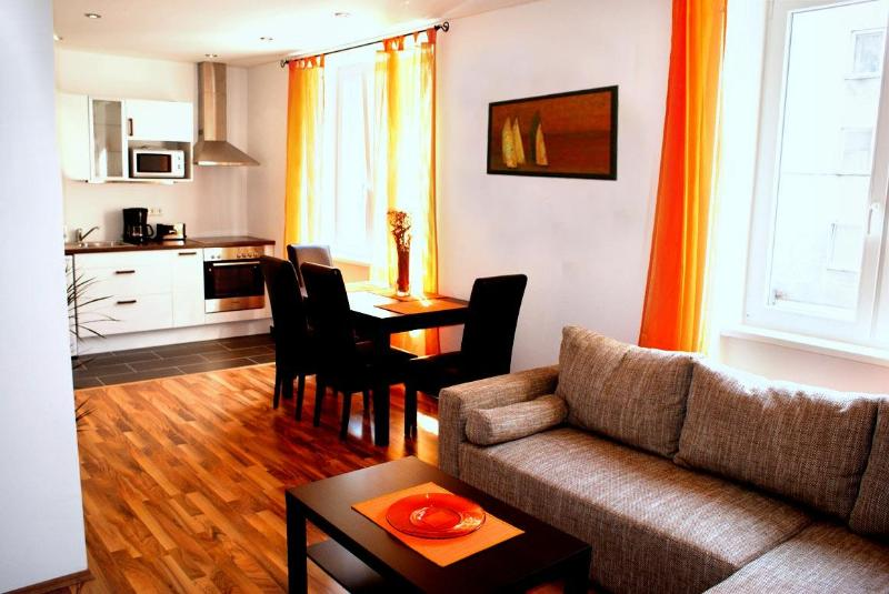 Apartment Moriz in the artistic heart of Vienna - Image 1 - Vienna - rentals