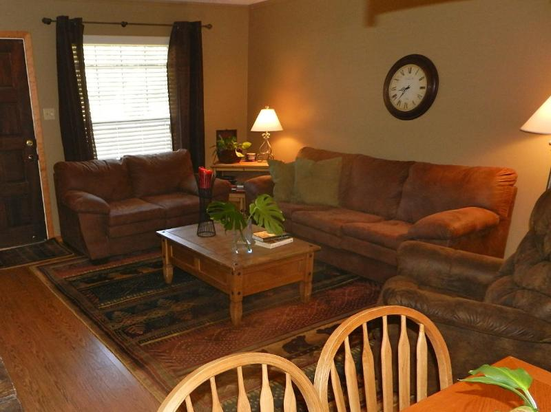 Next to Ski Lift & Shops. Balcony-Ski Slope View! - Image 1 - Red River - rentals
