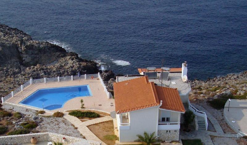 Villa penelope with outstanding view over the sea - Villa Penelope with stunning views to the sea - Akrotiri - rentals