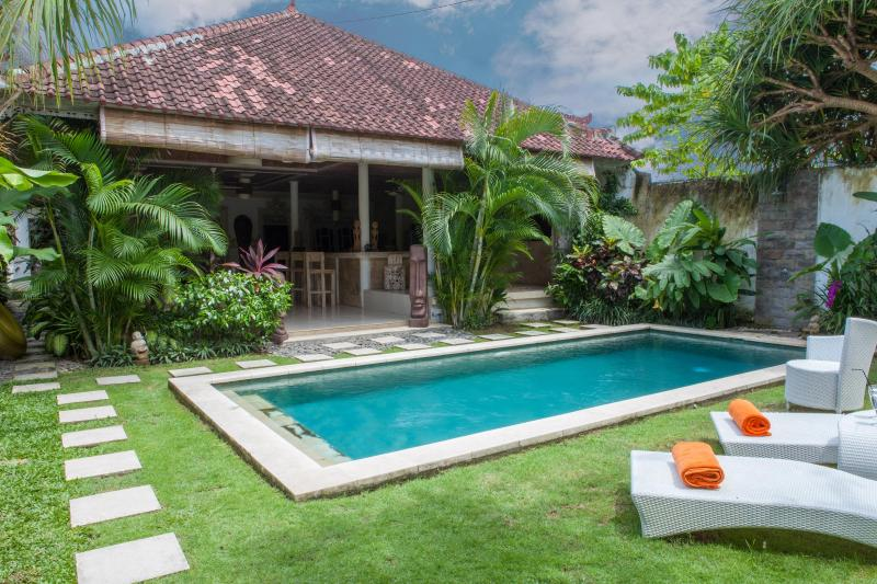 Quiet 2 bedroom in Seminyak - Fully equip 2 bedrooms Villa in Seminyak Central - Seminyak - rentals