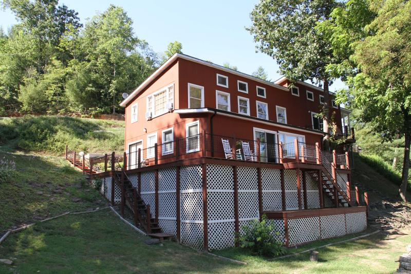 River Mist Retreat - River Mist Retreat - Riverfront home on 40 acres - Galax - rentals