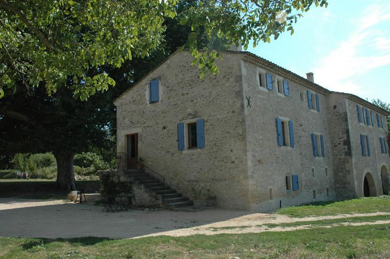 Authentic Mas style house in Provence with pool - Image 1 - Bonnieux - rentals