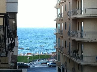 Modern 3 Bedroom Side Sea View Apt with FREE Wifi - Image 1 - Sliema - rentals